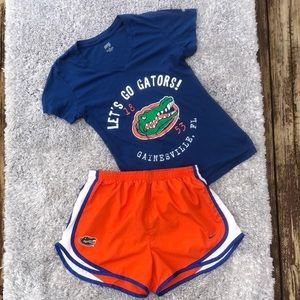 Go Gators women's shirt medium